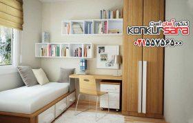 محیط مطالعه ، خانه یا کتابخانه؟